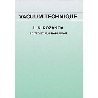 Vacuum Technique by Rozanov & Leonid