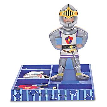 Boys Melissa & Doug Billy Magnetic Toy Dress Up Set 3+ Years