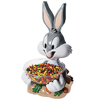 Bugs Bunny candy Bowl holder half statue 50 cm with Bowl
