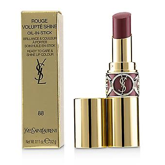Yves Saint Laurent Rouge Volupte Shine - # 88 Rose Nu - 4.5g/0.15oz