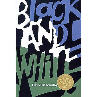 Black and White by David Macaulay - 9781417718009 Book