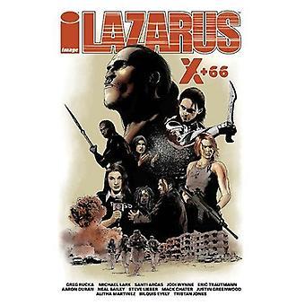 Lazarus X+66 by Greg Rucka - 9781534304888 Book