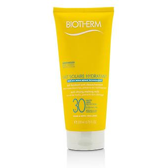 Biotherm Lait Solaire Hydratant Anti-Drying Melting Milk SPF 30 - For Face & Body 200ml/6.76oz