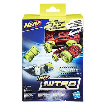 Nerf Nitro Single Stunt And Car-Randomly selected style