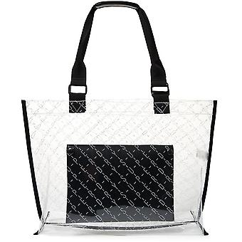 Superdry Amaya Jelly Tote Bag White 34