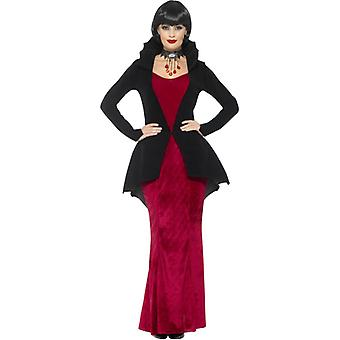 Deluxe Regal Vampiress Costume