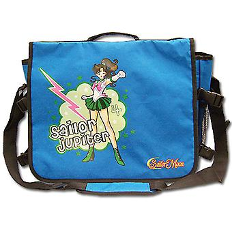 Messenger Bag - Sailor Moon - New Sailor Jupiter School Bag Licensed ge81075