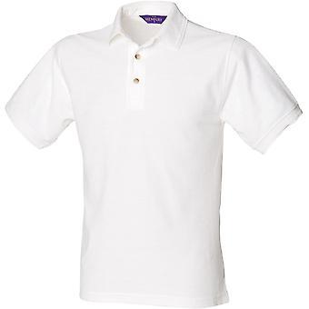 Henbury - Mens Ultimate 65/35 Polo Shirt