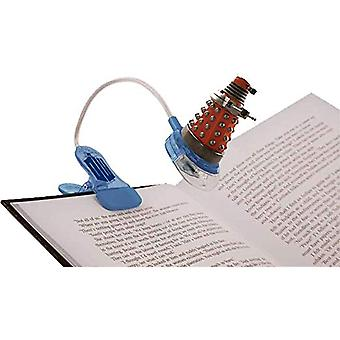 Doctor Who Clip on Booklight