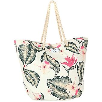 Roxy Sunseeker Tote Donna Marshmallow Tropical Love Size One