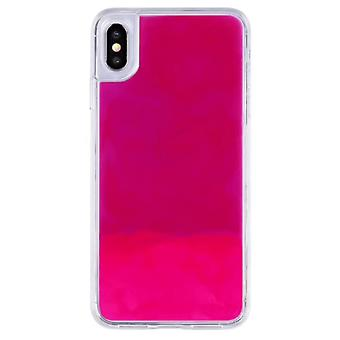 Case CoolSkin Liquid Neon TPU for Samsung A50 Pink