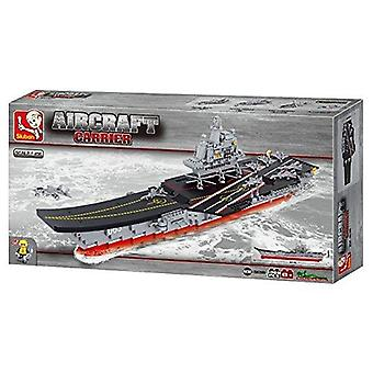 Kombat Military Bricks Aircraft Carrier