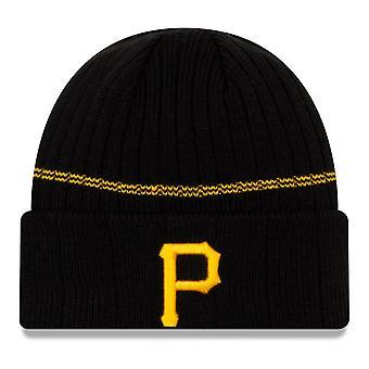New Era MLB SPORT Strick Winter Mütze - Pittsburgh Pirates
