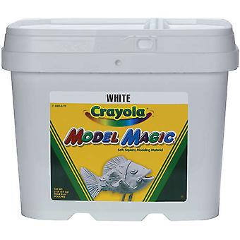Crayola Model Magic 2 Pound Tub White 57 4400