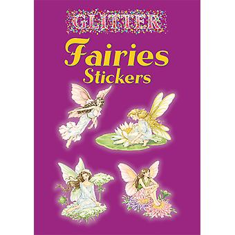 Dover Publications Glitter feeën Stickers Dov 43050
