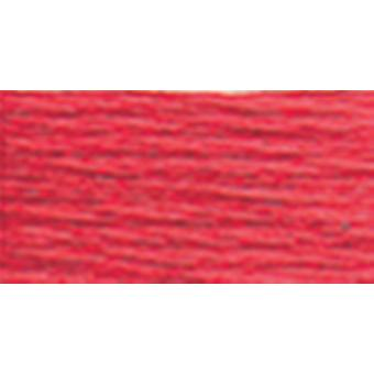 Dmc Tapestry & Embroidery Wool 8.8 Yards 486 7106 Dark Rosy Peach