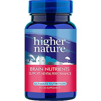 Higher Nature Advanced Brain Nutrients, 180 veg caps