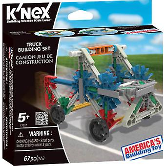 K'nex Truck Classics in September Introduction (Toys , Constructions , Vehicles)
