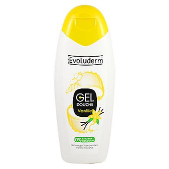 Evoluderm Vanilla Shower Gel