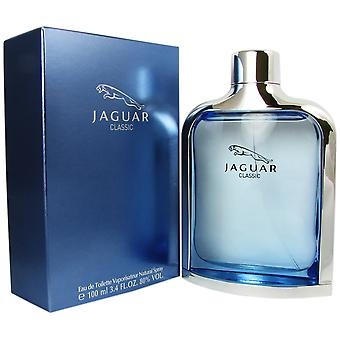 Jaguar klassisk blå for mænd 3,4 oz EDT Spray