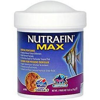 Nutrafin Max Tropical fish flakes 19g