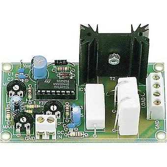 PWM power controller Assembly kit Velleman K8004 9 Vdc, 12 Vdc, 24 Vdc, 35 Vdc 6.5 A
