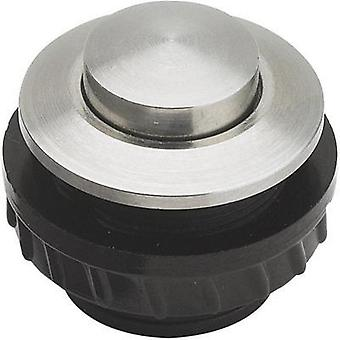 Bell button 1x Grothe 62006 Stainless steel 24 V/1,5 A