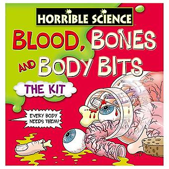 Horrible Science Kit - blod, knogler & kroppen Bits
