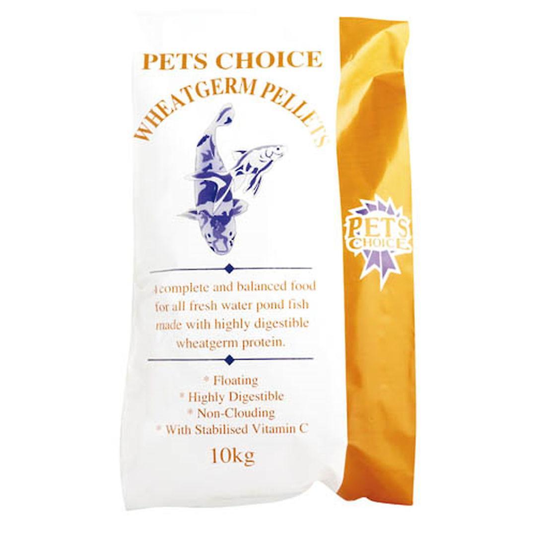 Pets Choice Wheatgerm Pellets 10kg