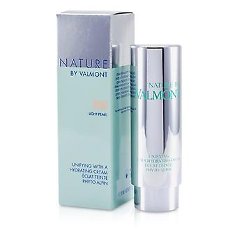 Valmont Nature Unifying With A Hydrating Cream - Light Pearl 30ml/1oz