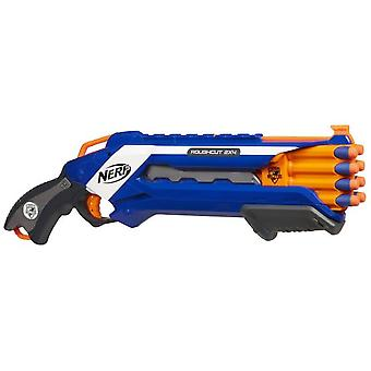 Nerf Elite Rough Cut (All'Aperto , Giochi Da Esterno , Pistole)