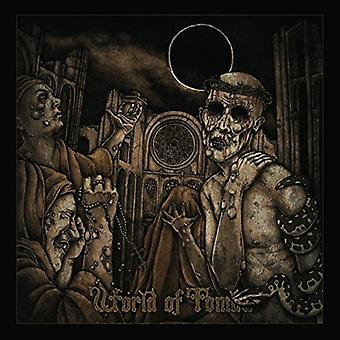 Horned Almighty - World of Tombs [Vinyl] USA import