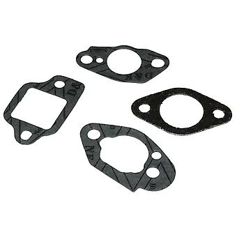 Carburettor Fitting Gasket Set Compatible With Honda GC135 GC160 GCV135 GCV160