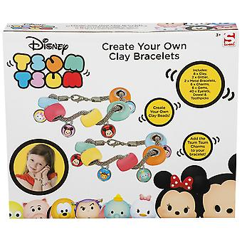 Official Licensed | TSUM TSUM | Create Your Own Clay Bracelets