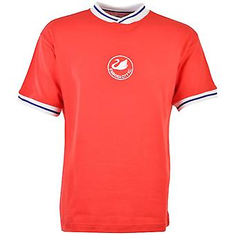 Swansea City 1981-1984 Retro camiseta de fútbol