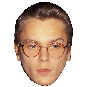 River Phoenix with Glasses Mask