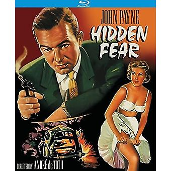 Hidden Fear (1957) [Blu-ray] USA import