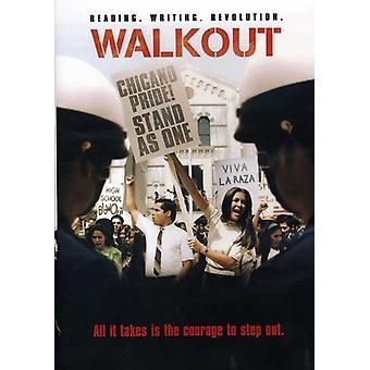 Walkout [DVD] USA import