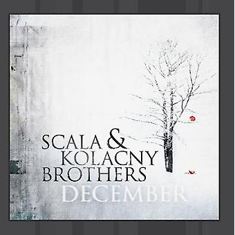 Scala & Kolacny brødre - December [CD] USA import