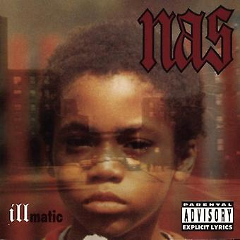 NAS - importar de USA Illmatic [CD]