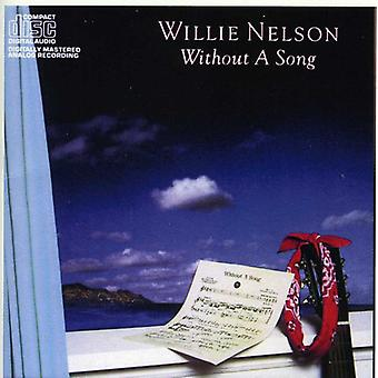 Willie Nelson - importación de Estados Unidos sin una canción [CD]