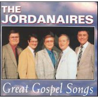 Jordanaires - bra Gospel låtar [CD] USA import
