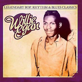 Willie Egan - legendariske Bop Rhythm & Blues klassikere: Willie Egan [DVD] USA import