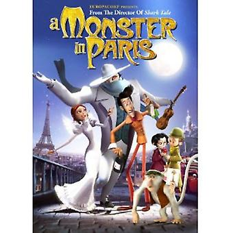 Monster in Paris [DVD] USA import