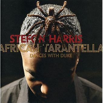 Stefon Harris - afrikanska Tarantella [CD] USA import