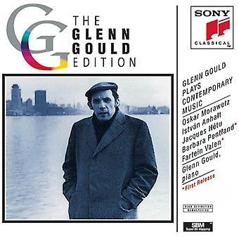 Glenn Gould - import USA Glenn Gould gra współczesnej muzyki [CD]