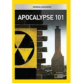 Apocalypse 101 [DVD] USA import