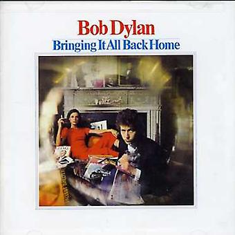 Bob Dylan - Bringing It All Back Home [CD] USA import