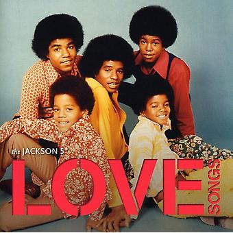 Jackson 5 - importación de USA canciones de amor [CD]