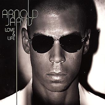 Arnold Jarvis - Love & Life [CD] USA import